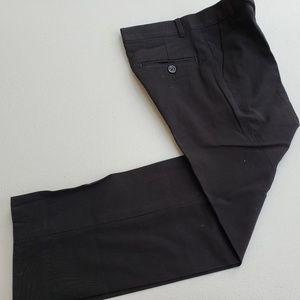 Calvin Klein Big Boys' Flat Front Pant